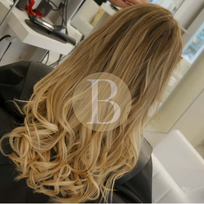 Hairdressers in Cardiff Balayage