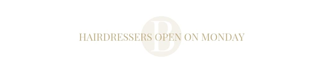 Hairdressers Cardiff Open Monday